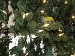 Frasier Christmas Tree Cutting by Ge 9 Ft Pre Lit Led Just Cut Frasier Fir Artificial Christmas