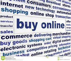 Buy Online Business Poster