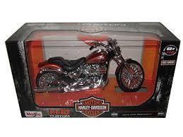 amazon com 2014 harley davidson cvo breakout motorcycle model 1