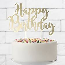 torten deko topper happy birthday