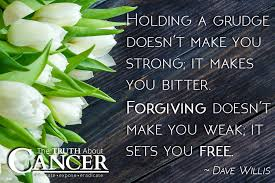 Power Of Forgiveness Quote