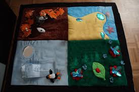 tapis a faire soi meme tapis d éveil fait soi même bebe ch
