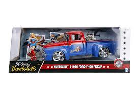 100 1956 Ford Pickup Truck Jada 30454 DC Comics F100 Pick Up 124 With