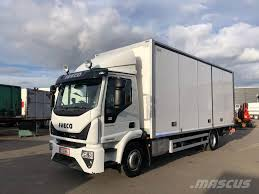 Iveco Eurocargo 120E250 - Box Body Trucks, Price: £69,151, Year Of ... Photo Iveco Trucks Automobile Salo Finland March 21 2015 Iveco Stralis 450 Semi Truck Stock Hiway A40s46 Tractorhead Bas Editorial Of Trucks Parked Amce Automotive Eurocargo Ml120e18 Euro Norm 3 6800 Stralis Xp Np V131 By Racing Truck Mod 2018 Ati460 4x2 Prime Mover White For Sale In Turbostar Buses Pinterest Classic Launches Two New Models Commercial Motor