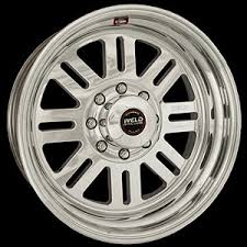 Weld Racing T56P0140Y48A T56 Series Polished Wheel Size 20 X 14