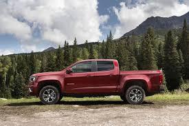 100 2015 Colorado Truck Chevrolet MidSize Pickup Operations Automotive Fleet