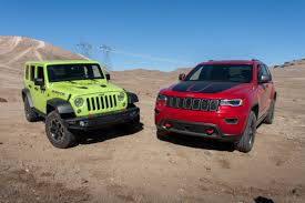 Ultimate Jeep Head-to-Head: Wrangler Rubicon Versus Grand Cherokee ... Jeep Wrangler Unlimited Rubicon Vs Mercedesbenz G550 Toyota Best 2019 Truck Exterior Car Release Plastic Model Kitjeep 125 Joann Stuck So Bad 2 Truck Rescue Youtube Ridge Grapplers Take On The Trail Drivgline 2018 Jeep Rubicon Jl 181192 And Suv Parts Warehouse For Sale Stock 5 Tires Wheels With Tpms Las Vegas New Price 2017 Jk Sport Utility Fresh Off Truck Our First Imgur Buy Maisto Wrangler Off Road 116 Electric Rtr Rc