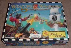 Weapons Warriors Pirate Battle