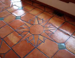Saltillo Tile Cleaning Los Angeles by Saltillo Floor Tile Choice Image Home Flooring Design