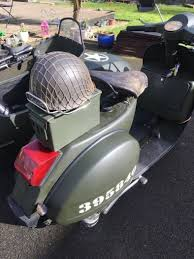 Vespa And Sidecar For Sale In Monasterevin Kildare From Johnnybretta