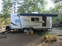 100 Hunting Travel Trailers Camping At Rock Creek Reservoir And Deer Scouting Loomis