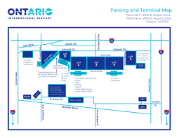 Parking & Rates | Ontario International Airport