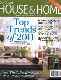 Home Decor Magazine Canada by Canadian House U0026 Home Nicky Haslam Design