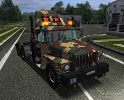 100 German Truck Simulator Ural 6X6 For Mods Community