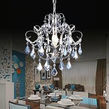 kristall kronleuchter modern für esszimmer