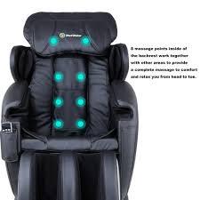 Amazon Shiatsu Massage Chair by Amazon Com Real Relax Massage Chair Recliner Full Body Shiatsu