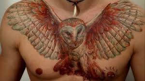 A Gallery Of Some Amazing Male Chest Tattoos