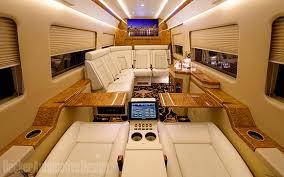 JetVan Floor Plan A