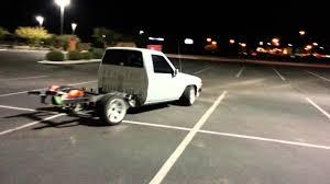 100 Toyota Drift Truck 1985 Toyota Pickup Mini Drift YouTube