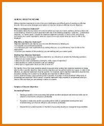 Resume Objectives For Fresh Graduates Sample On
