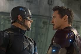Captain America Civil War Robert Downey Jr Chris