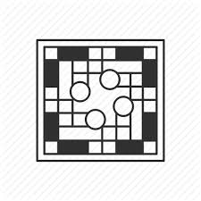 Board Game Circle Cross Sorry Square