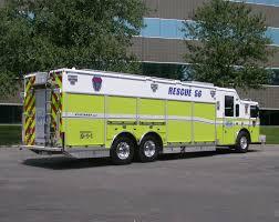 100 26 Ft Truck Custom Heavy Rescue Fraklin TWP Fire EVI