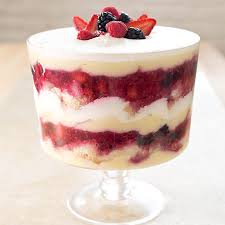 Pumpkin Gingerbread Trifle Gourmet by To Perfect This Classic English Trifle We Ensured That The