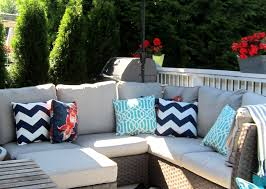 Outsunny Patio Furniture Cushions by Replacement Outdoor Sofa Cushions Uk Centerfieldbar Com