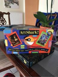 Art Shark Board Game Never Played In Ramstein