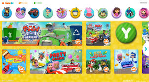 Freebie Fridays 5 Nick Jr Games