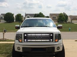 100 Truck Light Rack Bars Behind Grille Ford F150 Forum Community Of Ford