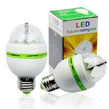 ac85 260v dj disco l led stage light bulbs