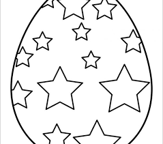Easter Eggs Coloring Pages Egg 23 Online Kids Printables For Free