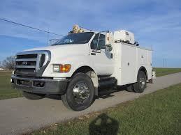 2012 Ford F-750 XLT Mechanic / Service Truck For Sale, 195,151 Miles ...