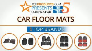 Oxgord Rubber Floor Mats by Best Car Floor Mat Reviews 2017 U2013 How To Choose The Best Car Floor
