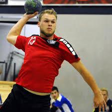 Handball Weinrot Mit Weißer Weste Sport Günzburg Augsburger