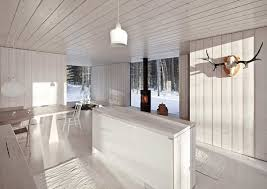 White Rustic Interior Design Cottage Style Decor 1