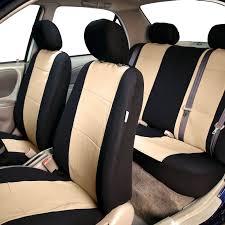 100 Neoprene Truck Seat Covers CAR SEAT COVER Waterproof Pet Proof Full Set 4 Headrest