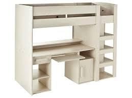 lit superposé avec bureau intégré conforama lit mezzanine 90x200 cm lit enfant conforama lits mezzanine et