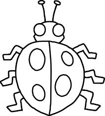 Printable Ladybug Coloring Pages For Kids