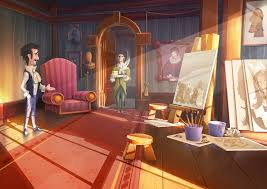 100 Victorian Era Interior ArtStation Of The Room In The Era