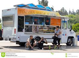 Catering Truck Editorial Photography. Image Of Snack - 31698832