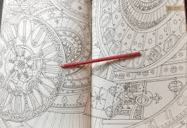The Mysterious Mansion Coloring Activity Book Review