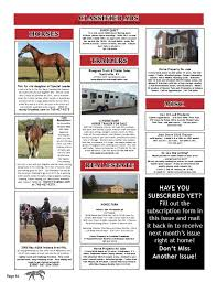 The Horse Resource - January 2011 By The Horse Resource - Issuu Photo Gallery Bluegrass Industries Inc Freight Shipping Services Henderson Ky Transport Images Fatal Crash On Parkway Bgrv Lex Boat Show Youtube Festival Family Includes Variety Of Vendors Shamrock New Centerville Pa Truck Pulls Posse Hot Semis Street 91017 Custom Builds Modifications Trailer Sales Scottsville Weve Got A Brand New Pale Ale Bluegrass And Elevation 5280