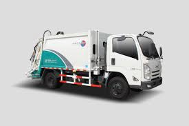 Refuse Truck Suppliers And Manufacturers China - Factory Price - ALLITE