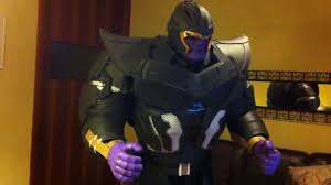 Thanos Cosplay Test Guardians Of The Galaxy Version YouTube