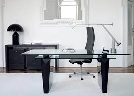 best white home office furniture with black and white home office