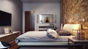 DecorationsUnique Wood Block Headboard Wall Treatment Fabulous Stylish Tretament For Elegant Bedroom