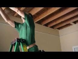 Usg Ceiling Tiles 2310 by Installing Your Usg Ceiling Tile U0026 Grid Youtube
